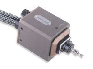 Gravostar electric deburring tool for robots